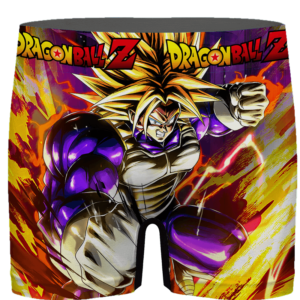 Dragon Ball Future Trunks Super Saiyan Amazing Men's Brief