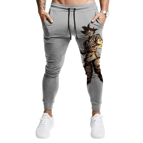 Dragon Ball Goku Black Base Form Awesome Fantastic Track Pants