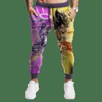 Dragon Ball Goku Frieza Teamwork Tournament Of Power Sweatpants