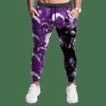 DBZ Hit The Legendary Hitman Purple Waves Dope Sweatpants