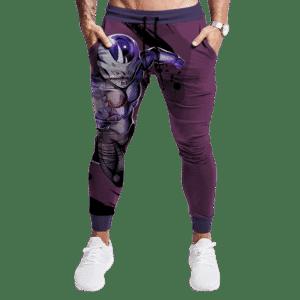 Dragon Ball Legends Frost Final Form Cool Art Track Pants