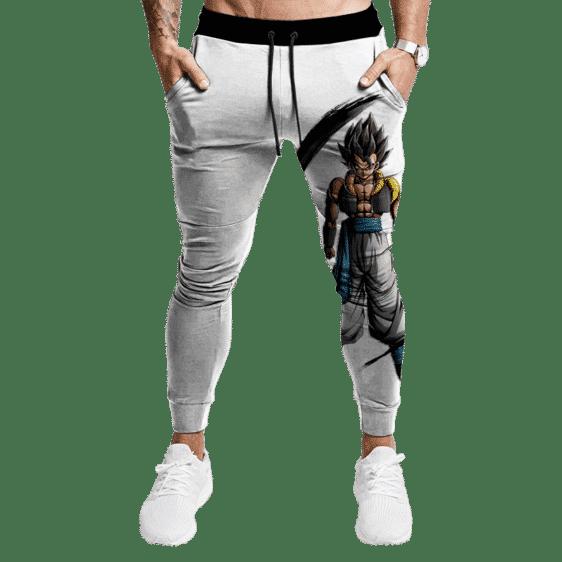 Dragon Ball Legends Gogeta Base Form Dope White Joggers