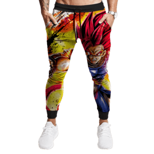 Dragon Ball Legends Shallot SSG All Over Print Astonishing Joggers
