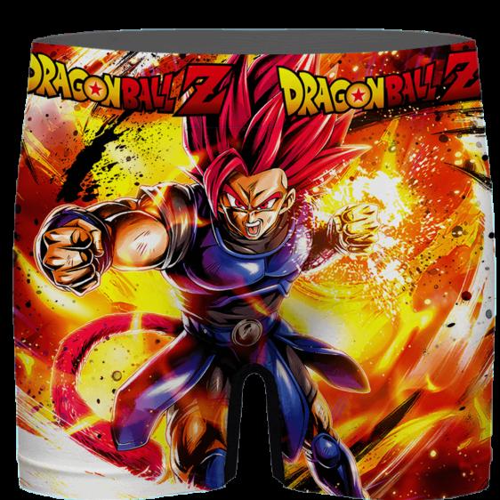 Dragon Ball Legends Shallot Super Saiyan God Men's Boxer Brief