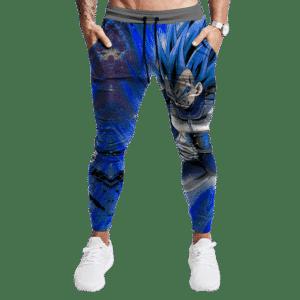 Dragon Ball Super Vegeta SSGSS Charging Up Fantastic Jogger Pants
