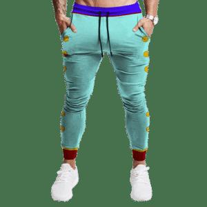 DBZ East Supreme Kai Shin Bottoms Cosplay Track Pants