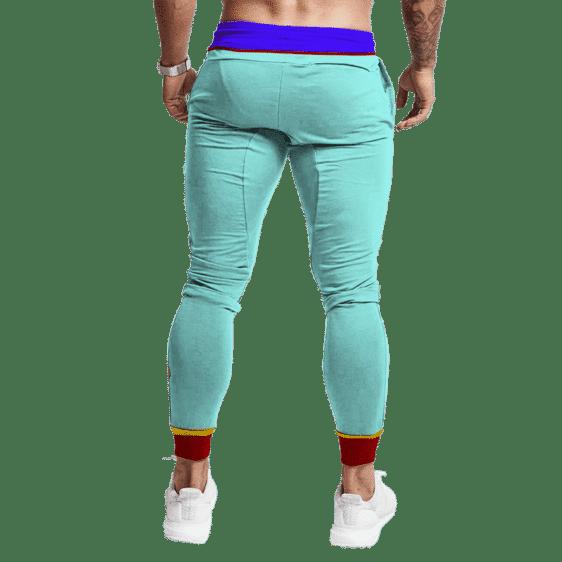 Dragon Ball Z East Supreme Kai Shin Bottom Cosplay Track Pants Back