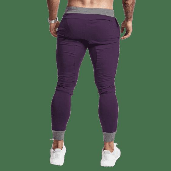Dragon Ball Z Evil Gotenks Charging Up Purple Dope Sweatpants