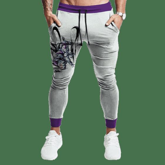 Dragon Ball Z Furious Frieza Full Power Violet Dope Jogger Pants