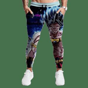 DBZ Legendary Broly Black Hair All Over Print Cool Sweatpants