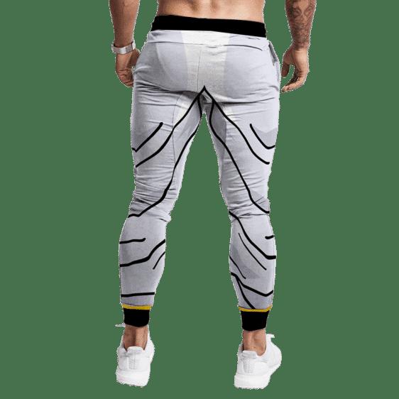 Dragon Ball Z Majin Buu Classic Bottom Cosplay Jogger Pants Back