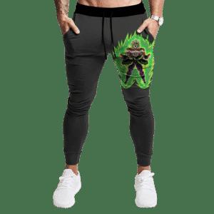 Dragon Ball Z Super Saiyan Broly Dark Legendary Jogger Pants