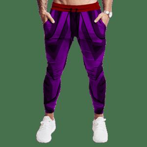 Dragon Ball Z Teen Gohan Piccolo Red Sash Cosplay Jogger Pants