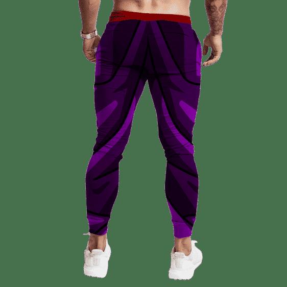 Dragon Ball Z Teen Gohan Piccolo Red Sash Cosplay Jogger Pants Back