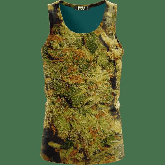 Weed Top Shelf Quality Nugs Marijuana 420 Wonderful Tank Top
