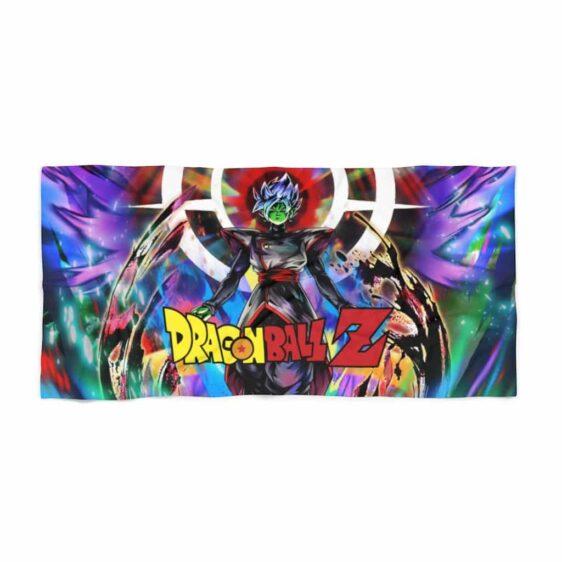 Dragon Ball Z Fused Zamasu Majestic Stance Dope Beach Towel
