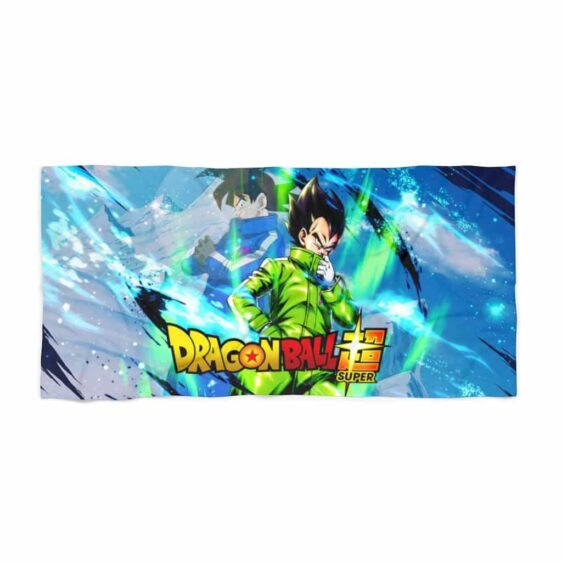 Dragon Ball Super Goku & Vegeta SAB Awesome Beach Towel