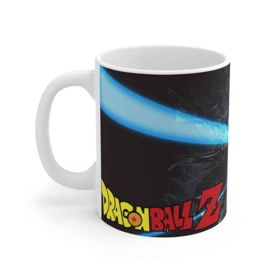 Dragon Ball Z Goku Ultra Instinct Kamehameha Dope Coffee Mug