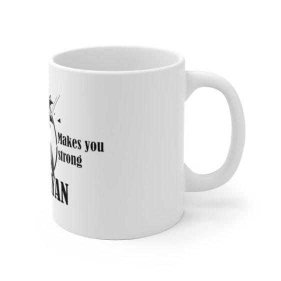 Dragon Ball Z Goku Black Drinking Coffee Funny Ceramic Mug