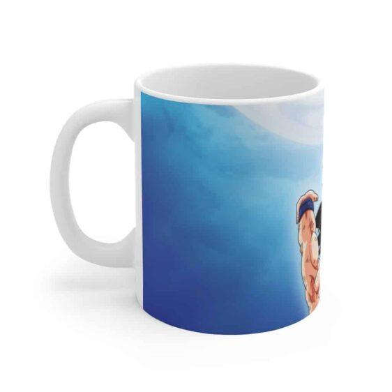 Dragon Ball Z Son Goku Spirit Bomb Awesome Ceramic Coffee Mug