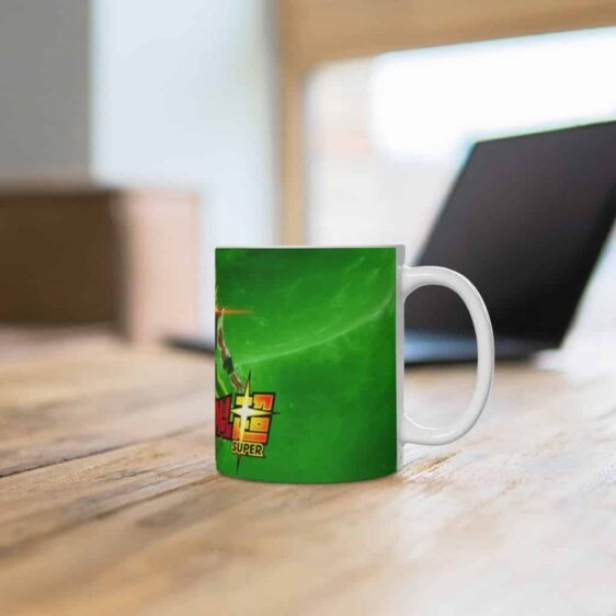 Dragon Ball Super Legendary Saiyan Broly Cool Ceramic Coffee Mug