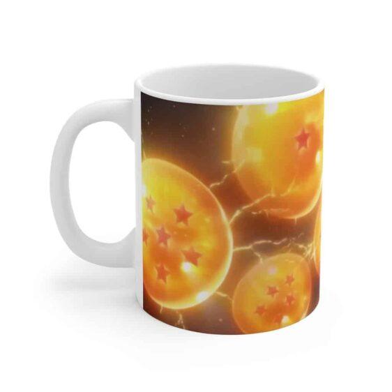 DBZ Shenron Seven Earth Dragon Balls Dope Ceramic Coffee Mug