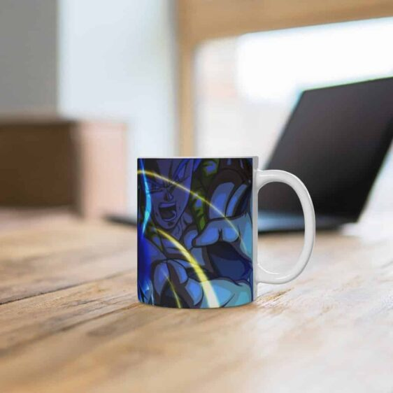 Dragon Ball Super Broly Movie Gogeta Blue Dope Coffee Mug