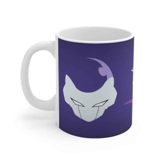 Dragon Ball Frieza Minimalist Vector Art Awesome Coffee Mug