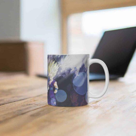 Dragon Ball Z Bruised Gohan SSJ2 Ceramic Coffee Mug