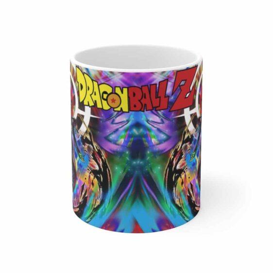Dragon Ball Z Fusion Zamasu Awesome Ceramic Coffee Mug