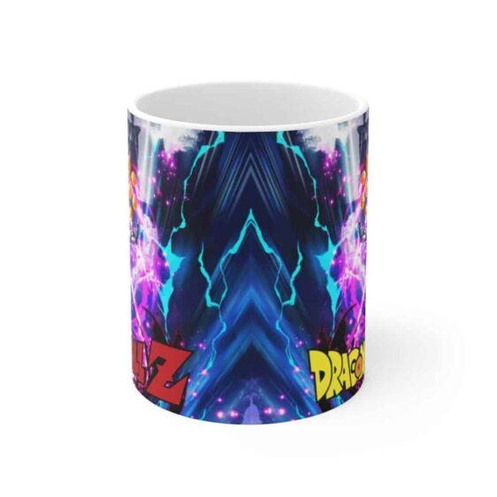 DBZ Frieza Final Form Holding Dragon Balls Dope Coffee Mug