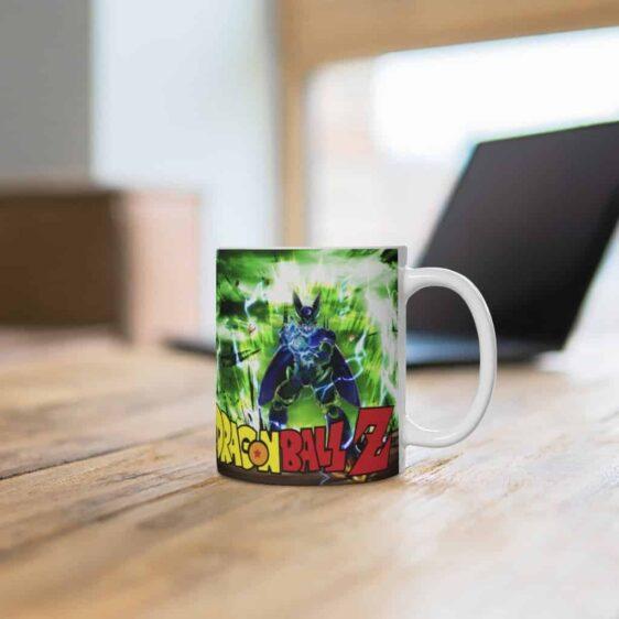 Dragon Ball Z Perfect Cell Kamehameha Dope Coffee Mug