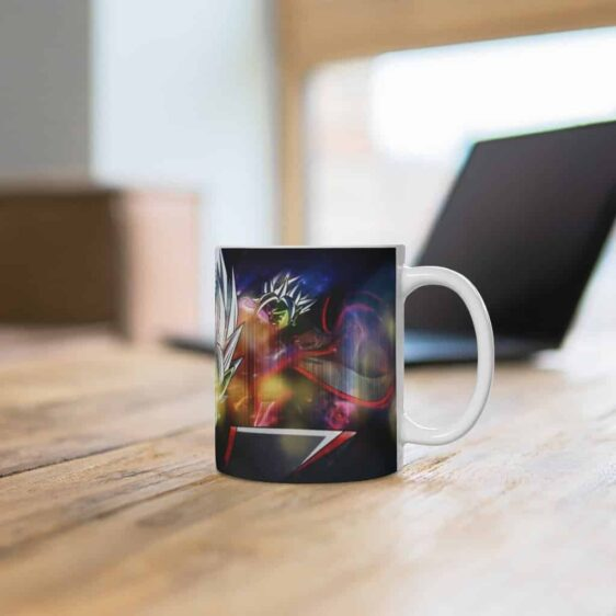 Dragon Ball SSJ Blue Vegito & Fused Zamasu Cool Coffee Mug