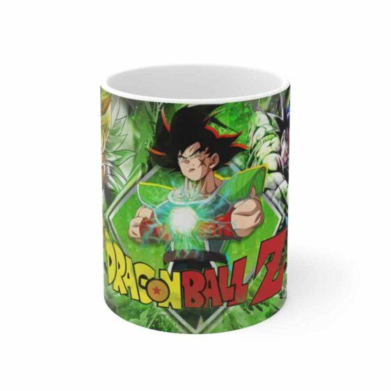 Dragon Ball Z Bardock Father of Goku Dope Ceramic Coffee Mug