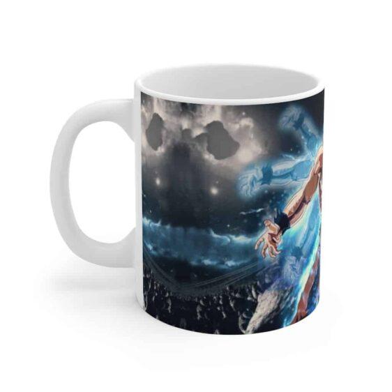 Dragon Ball Super Goku Ultra Instinct Wrath Dope Coffee Mug