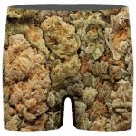 Assorted Collection Of Wonderful Weed Dope Men's Boxer