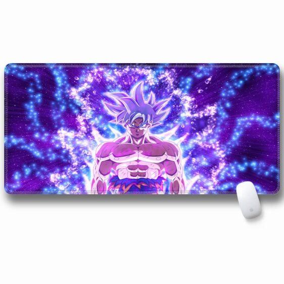 DBS Powerful Goku Ultra Instinct Non-Slip Large Mouse Pad