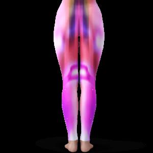 DBZ Goku Ultra Instinct Cool Colorful Dope Yoga Pants