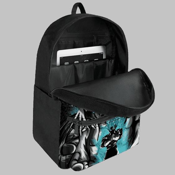 DBZ Vegito SSGSS Dark Themed Design Dope Canvas Backpack