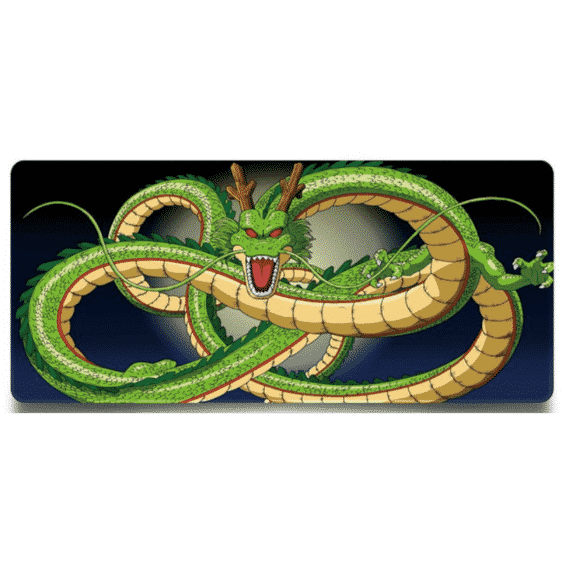 DBZ Wish-Granting Eternal Dragon Shenron Long Mouse Pad
