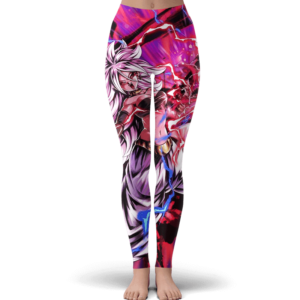 Dragon Ball FighterZ Android 21 Awesome Workout Leggings