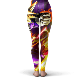 Dragon Ball Future Trunks Super Saiyan Rage Leggings