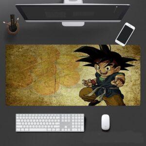 Dragon Ball Goku Jr. Vintage Color Theme Mouse Pad