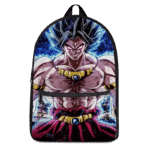 Dragon Ball Legendary Broly Base Form Awesome Backpack