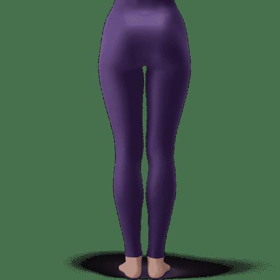 Dragon Ball Shocked Frieza In Cocoon Cute Yoga Pants