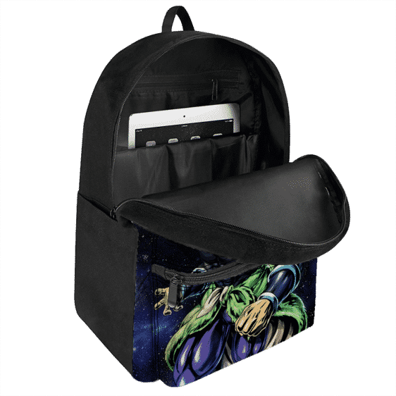 Dragon Ball Super Broly Cheelai Awesome Art Canvas Backpack