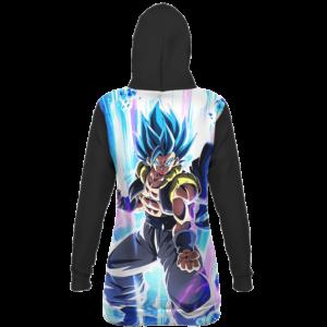 Dragon Ball Super Gogeta SSGSS Awesome Hoodie Dress