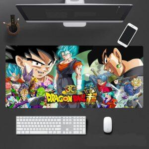 Dragon Ball Super Goku Vs Goku Black Dope Mouse Pad