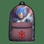 Dragon Ball Vegeta Saiyan Armor SSGSS Fantastic Backpack