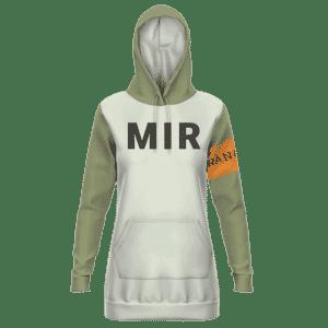 Dragon Ball Z Android 17 MIR Ranger Minimalist Hoodie Dress